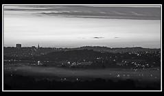 Black Country Vista (garethmorgan48) Tags: morning canon mist dawn dudley blackcountry 365 snapseed g6 mono
