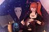 Fortune Teller (Gabriella Marshdevil ~ BUSY IRL) Tags: sl secondlife cute kawaii ayashi halloween witch enfersombre catwa jian halfdeer doll bento gacha
