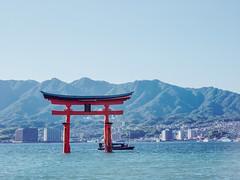 Japan 2017. (TLV and more) Tags: japan panasonicdmcgx85 seascape miyajima g f lumixgvario35100mmf4056