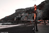 ... una sera a Maiori... (Domenico F. Greco photo) Tags: amalfi maiori costieraamalfitana napoli campania mare night sera panorami landscape water acqua sky