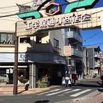 出向先の健康診断のために蒲田のクリニックへ。寒さも相まって通りのうらぶれ感がすごい…でも結構人は歩いてます thumbnail