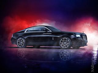Rolls-Royce Wraith Explosion Passion