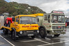 Heart of Wales run 2017 (Ben Matthews1992) Tags: 1976 bedford tk obu640r 1970albion reiver tipper taw677j davies wildes heart wales road run classic commercial old vintage historic preserved preservation vehicle transport haulage lorry truck wagon waggon