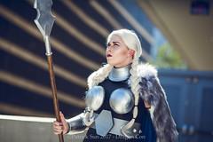SP_68529-4 (Patcave) Tags: thor valkyrie norse god marvel comics marvelcosplay hammer throw superhero blonde mjolnir armor cape