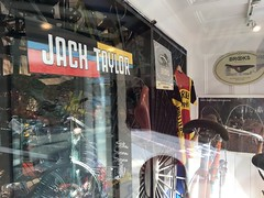 The Fall Window: British on the Frederick Side (goldcoastjon) Tags: raleigh wool jacktaylor americancyclery