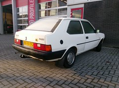 Volvo 340 DL, 1987. (RX-10-TG) (removarkevisser) Tags: volvo 340dl rx10tg