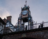 Clock Tower, Chester (velodenz) Tags: velodenz fujifilm x100f fujifilmx100f steam excursion england great britain gb united kingdom uk city town chester cheshire 1000 views 1000views repostmyfuji repostmyfujifilm fuji