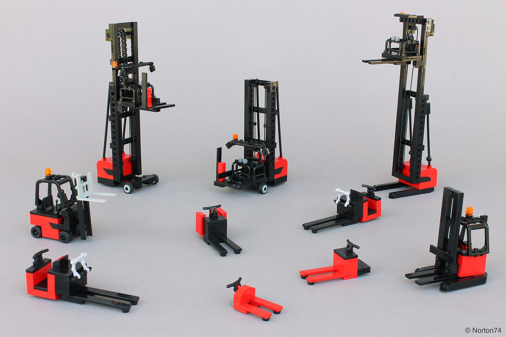 The Worlds Most Recently Posted Photos Of Forklift And Lego