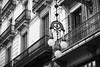 street lights (Alexander.Hüls) Tags: architecture barcelona city bw blackandwhite building streetlight urban