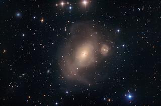 NGC 1316 | Fornax A | Lenticular Galaxy | LRGB