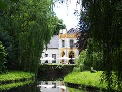 Back facade - Ekenstein (Henk van der Eijk) Tags: ekenstein lucaspietersroodbaard willemalberdavanekenstein tjamsweer groningen