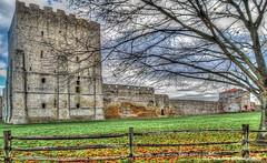 Porchester Castle (chrisfay55) Tags: porchestercastle porchester hampshire england uk fort castle diamondclassphotographer flickrdiamond
