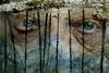 Sad reflection... (ZenonasM) Tags: eyes sad reflection strange
