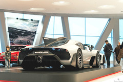 Project One (Beyond Speed) Tags: mercedes amg projectone supercar supercars cars car carspotting nikon hypercar hybrid grey automotive automobili auto automobile museum mercedesmuseum stuttgart germany