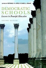 CLICK Democratic Schools: Lessons in Powerful Education by Michael W. Apple download book free txt (UIXPVAVJFY6OTFNJAH6AVK222B) Tags: pdf read book