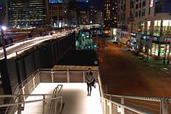 Urban Portrait (R. WB) Tags: new york usa manhattan girl standing portrait urban