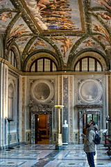 "Villa Farnesina • <a style=""font-size:0.8em;"" href=""http://www.flickr.com/photos/89679026@N00/39013553391/"" target=""_blank"">View on Flickr</a>"