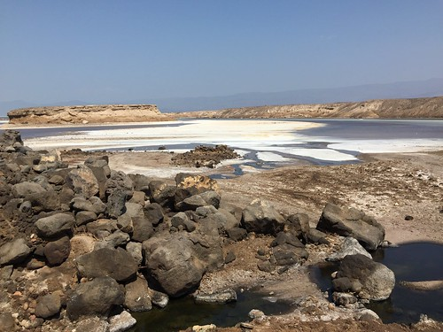Lake Assal, Djibouti