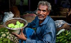 India market (dirk j slotboom) Tags: slotboom 2017 market india portrait dirkslotboomnl kumbakonam tamilnadu in