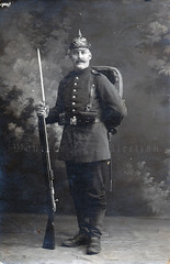 Aufmarsch picture (Paranoid_Womb) Tags: wwi imperial army soldier german empire postcard greatwar worldwar war 1914 1915 1916 1917 1918 worldwarone germany soldiers weltkrieg bw