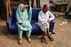 . (robbie ...) Tags: india kolkata calcutta sofa settee sitting people fuji xt10