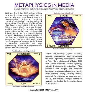 EMC™ Metaphysics In Media 9.5.17 Mercury Direct Eclipse Cosmology