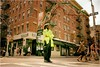 ...Mumble...Mumble... (Steve Lundqvist) Tags: new york usa states united america manhattan stati uniti travel viaggio urban city urbanscape portrait ny nyc persone ritratto mood street road fujifilm x100s crossroad streetphotography nypd traffic police policeman cop cops little italy