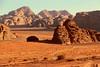 Golden Hour in Wadi Rum, Jordan (micheledibitetto) Tags: sunset golden hour wadi rum jordan desert yellow brown landscape paisaje rocks mountain sand texture