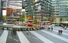"""A New Urban Square - Berlin's Sony Center (UrbanGrammar) Tags: urban """"new urban"""" urbanism streets traffic """"pedestrian realm"""" """"fused grid"""" zones"""" """"main street"""" culdesac loop neighbourhood """"street patterns"""" """"healthy urbanism"""" mobility accessibility tranquility safety delight infrastructure connectivity """"urban park"""" carfree adaptation mixeduse berlin"""