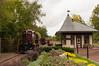 Wycombe Runaround (Dan A. Davis) Tags: newhopeivyland nhi newhopeandivylandrailroad newhope gp9u railroad locomotive train passengertrain pa pennsylvania buckingham wycombe buckscounty fall foliage