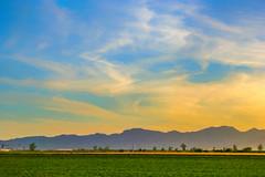 West Phoenix Sunset Digital Art (randyherring) Tags: phoenix azarizona sunset mountains desert whitetankmountain arizonalandscape sky west mountain clouds arizonadesert whitetankmountains arizonamountains landscape views outdoors
