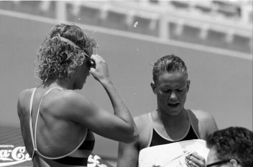 194 Swimming EM 1991 Athens