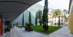 2017-Lugano-01 (DaWen Photography) Tags: architecture courtyard dawenphotography europe grandeuropeanhotel hotel locations lugano panorama people streetscape switzerland travel vacation