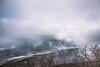 from amiata's peak (leopleo) Tags: amiata monteamiata maremma grosseto siena neve snow foggy nebbia natura canon 6d canon6d 2035 landscape