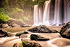 kulen waterfall (kaimonster) Tags: cambodia rock waterfall landscape water river nature nikon naturephotography magicmoments