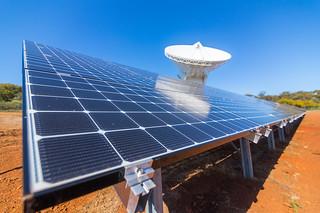 New Norcia goes solar
