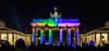 Brandenburger Tor - Berlin Skyline (FH   Photography) Tags: berlin brandenburgertor quadriga festivaloflights skyline bunt projektion beleuchtung pariserplatz menschen hauptstadt wahrzeichen denkmal tourismus deutschland europa mitte gruppe event bauwerk architektur säulen historisch reichstag fernsehturm sehenswürdigkeiten licht nachts