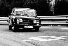 Montjuich SEAT 1430 (1.973) (Manolo Serrano Caso) Tags: montjuich circuito seat seat1430 race carrera pentax