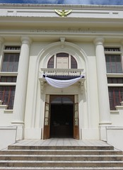 Old Royal Courthouse (Chiang Mai, Thailand) (courthouselover) Tags: thailand เมืองไทย mueangthai ประเทศไทย prathetthai siam สยาม kingdomofthailand ราชอาณาจักรไทย ratchaanachakthai chiangmai เชียงใหม่ เทศบาลนครเชียงใหม่ chiangmaiprovince จังหวัดเชียงใหม่ asia southeastasia courthouses associationofsoutheastasiannations asean အရှေ့တောင်အာရှနိုင်ငံများအသင်း samahanngmgabansasatimogsilangangasya perhimpunanbangsabangsaasiatenggara សមាគមប្រជាជាតិអាស៊ីអាគ្នេយ៍ ສະມາຄົມປະຊາຊາດແຫ່ງອາຊີຕະເວັນອອກສຽງໃຕ້ persatuannegaraasiatenggara 东南亚国家联盟 தென்கிழக்காசியநாடுகளின்கூட்டமைப்பு สมาคมประชาชาติแห่งเอเชียตะวันออกเฉียงใต้ hiệphộicácquốcgiađôngnamá