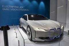 BMW i Vision Dynamics concept (ccmonty) Tags: 2017laautoshow bmw bmwivisiondynamics conventioncenter dtla laautoshow laas losangeles losangelesconventioncenter autoshow automobile car cars downtownlosangeles vehicle california unitedstates