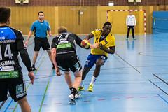 HSG Neuss- Düsseldorf II - TV Jahn Köln-Wahn-26 (marcelfromme) Tags: handball team teamsport indoor sport sportphotography nikon nikond500 sigma sigmaart sigma50100 cologne cgn köln düsseldorf