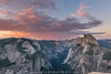 Glacier Point Sunset (Mike Ver Sprill - Milky Way Mike) Tags: glacier point yosemite national park california calitrip cali sunset sunrise sun clouds milky way mike michael ver sprill versprill travel landscape nature valley
