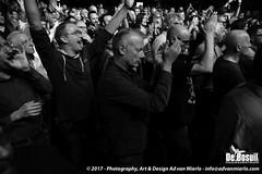 2017 Bosuil-Het publiek tijdens het optreden van Popa Chubby 16-ZW