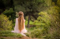 25 ottobre 2015 (adrianaaprati) Tags: nature trees girl forest wood contemplation meditation silence beauty tenderness douceur romantic femininity portrait solitude