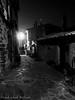Via della Rupe - Latera (VT) (frillicca) Tags: 2017 agosto alley august bn bw biancoenero blackandwhite lamp lampione lateravt light luce monochrome monocromo night notte panasoniclumixlx100 tuscia vicolo