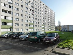 Bonneuil-sur-Marne : Saint-Exupéry (Noobax) Tags: bonneuil grandensemble fleming saintexupéry fabien hlm cité zus banlieue