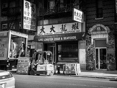 Centre Street Meat (C@mera M@n) Tags: blackandwhite centrestreet chinatown city manhattan monochrome ny nyc newyork newyorkcity newyorkcityphotography newyorkphotography places soho street urban outdoors