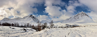 The Mountains of Glen Etive