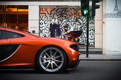Sick (SirMatvey) Tags: canon england uk london lifestyle luxury gold money power hypercar supercar carspotting car chrome volcanoorange orange volcano wopp1 mclarenp1 p1 mclaren