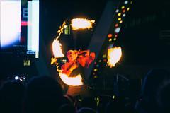 (A Great Capture) Tags: fire performer entertain actor artist entertainer agreatcapture agc wwwagreatcapturecom adjm ash2276 ashleylduffus ald mobilejay jamesmitchell toronto on ontario canada canadian photographer northamerica torontoexplore fall autumn automne herbst autunno 2017 city downtown lights urban night dark nighttime cityscape urbanscape eos digital dslr lens canon rebel t5i outdoor outdoors streetphotography streetscape streetphoto street calle illuminair entertainment